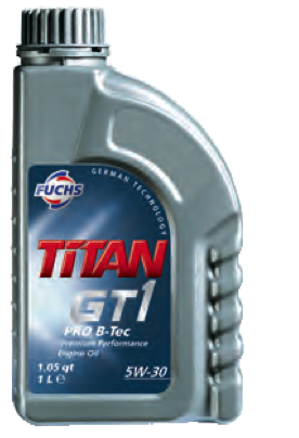 Titan GT1 Pro B-Tec  5w30