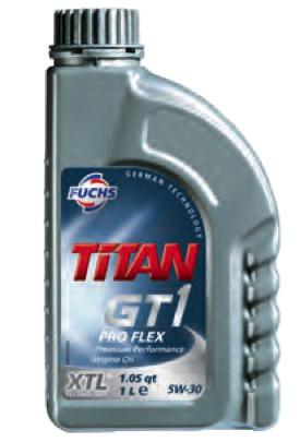 Titan gt1 pro flex 5w30