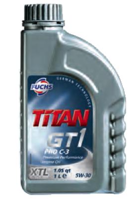titan gt1 pro c3 5w30