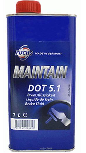 MAINTAIN DOT 5.1