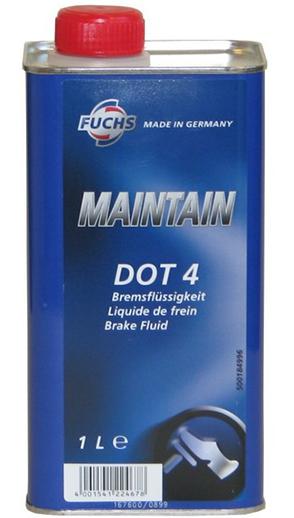 Maintain DOT 4,1