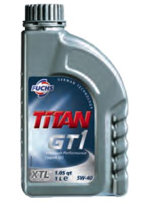 titan gt1 5w40