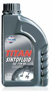 Titan Sintoufluid SAE 75w80
